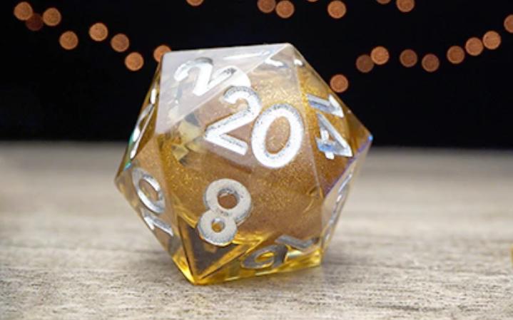 New dice!